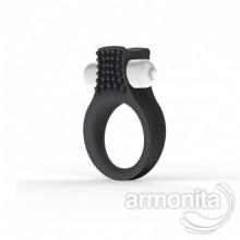 Dayanıklı Silikon Titreşimli Penis Ring Halka