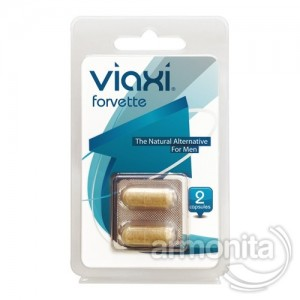 "Viaxi Forvette ""The Natural Alternative Formen"" 2 Kapsül"